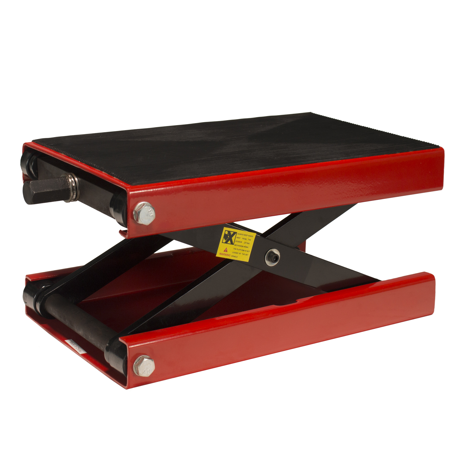 Dragway Tools 1100 LB Wide Deck Motorcycle Center Scissor Lift Jack Hoist Stand Bikes ATVs at Sears.com
