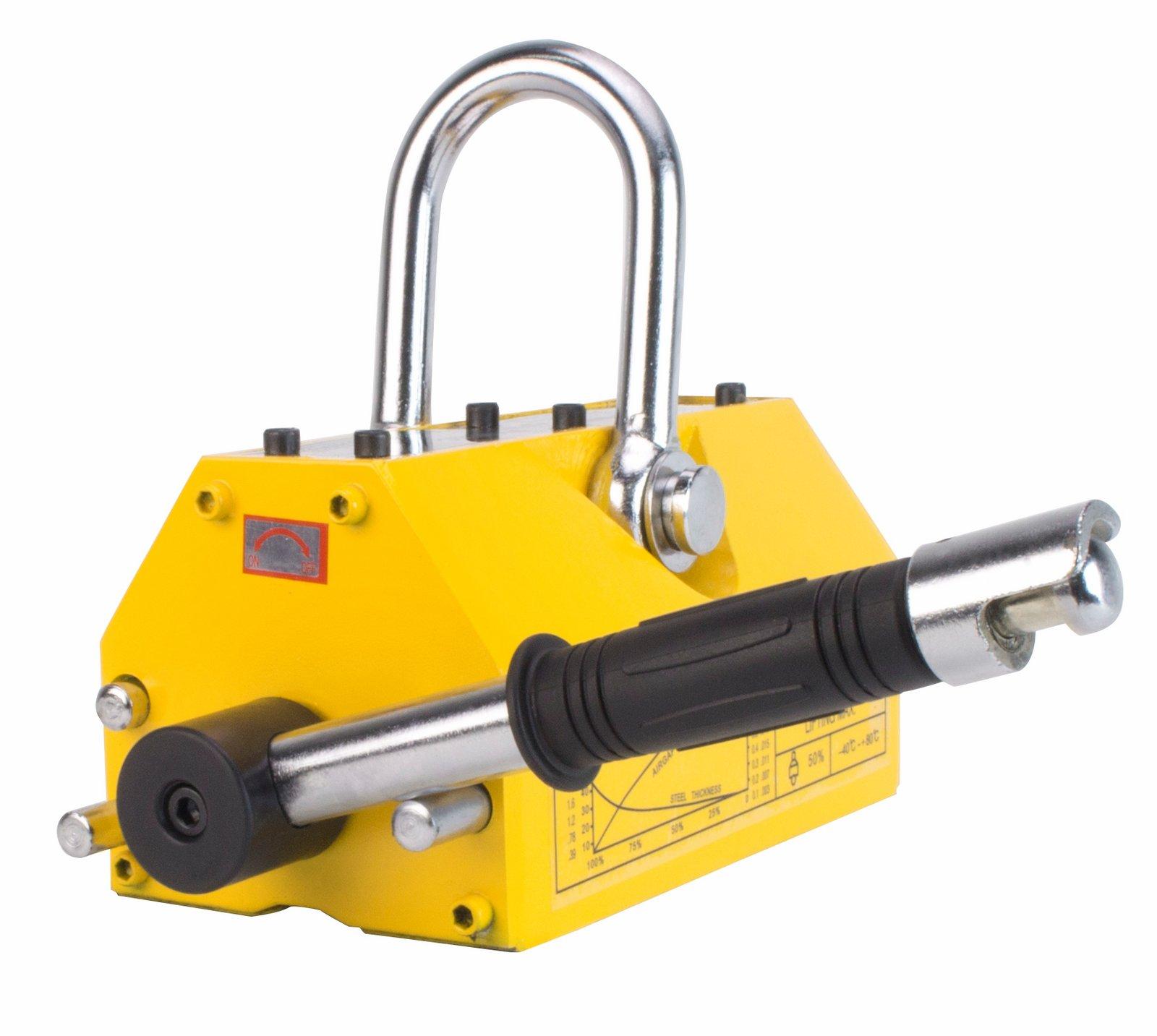 Steel Lifting : Heavy duty lb steel lifting magnet kg magnetic